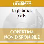 Nighttimes calls cd musicale di Sylver