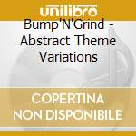 Abstract t cd musicale