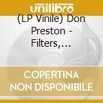 (LP VINILE) Don preston-filters oscillators... lp lp vinile di Preston Don