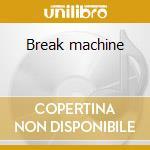 Break machine cd musicale di Gomm