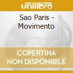 MOVIMENTO cd musicale di SAO PARIS