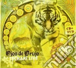 TECHARI LIVE (CD + DVD) cd musicale di OJO DE BRUJO