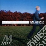 WALKING ON A LITTLE CLOUD cd musicale di SOUL DESIGNER