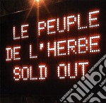 SOLD OUT cd musicale di LE PEUPLE DE L'HERBE