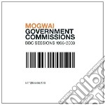 GOVERNMENT COMMISSIONS-BBC SESS. cd musicale di MOGWAY