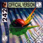 OFFICIAL VERSION cd musicale di FRONT 242