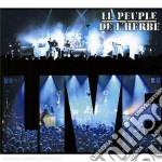 LIVE cd musicale di LE PEUPLE DE L'HERBE