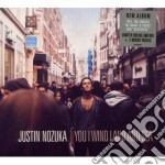 Justin Nozuka - You I Wind Land And Sea cd musicale di Nokuza Justin