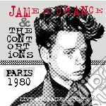Chance, J. & The Con - Lives Aux Bains-douches cd musicale di James Chance