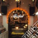 BIENVENIDA cd musicale di ALEXKID