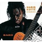 Habib Koite & Bamada - Baro cd musicale di Habib/bamada Koite