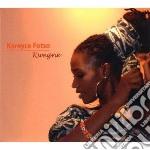 Kareyce Fotso - Kwegne cd musicale di Kareyce Fotso
