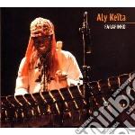 Aly Keita - Farafinko cd musicale di Aly Keita