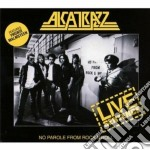 Alcatrazz - Live Sentence cd musicale di Alcatrazz
