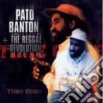 TIME COME cd musicale di Pato Banton