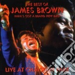 LIVE AT CHASTAIN PARK cd musicale di James Brown