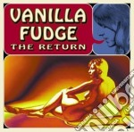 THE RETURN                                cd musicale di Fudge Vanilla