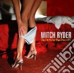 DEVIL WITH HER BLUE DRESS OFF             cd musicale di Mitch Ryder