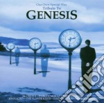 TRIBUTE TO GENESIS cd musicale di ARTISTI VARI