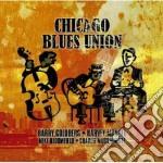 CHICAGO BLUES UNION cd musicale di Artisti Vari
