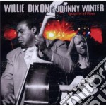Willie Dixon / Johnny Winter - Spoonful Of Blues cd musicale di Willie & wint Dixon
