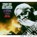 BYE BYE SONNY cd musicale di Sonny bo Williamson