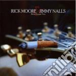 SLOW BURNIN' FIRE cd musicale di Rick & nalls Moore