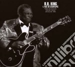 B.B. King - Live In Europe cd musicale di B.B.KING