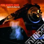 Pete Scheips Band - Back On The Blues Train cd musicale di PETE SCHEIPS BAND