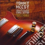 Tommy Mccoy  - Triple Trouble cd musicale di Tommy Mccoy