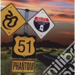 51 PHANTOM cd musicale di North mississippi al