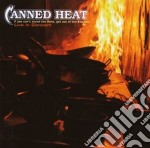 IF YOU CAN'T STAND THE HEAT... LIVE IN CONCERT cd musicale di Heat Canned