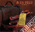 Alex Rossi - Let Me In cd musicale di Alex Rossi