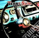 Texas Slim - Driving Blues cd musicale di Slim Texas