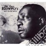 KEY TO THE BLUES                          cd musicale di Big bill Broonzy
