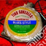 Tino Gonzales - Funky Tortillas cd musicale di Tino Gonzales