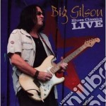 Big Gilson - Blues Classics Live cd musicale di Gilson Big