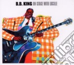 ON STAGE WITH LUCILLE                     cd musicale di B.B.KING