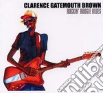 Clarence Gatemouth Brown  - Rockin' Boogie Blues cd musicale di Cla Gatemouth brown