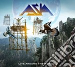 LIVE AROUND THE WORLD                     cd musicale di ASIA