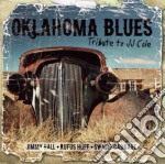 Jimmy Hall - Rufus Huff - Swamp Cabbage - Oklahoma Blues Tribute To Jj Cale cd musicale di Blues Oklahoma