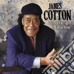 How long can a fool go wrong cd musicale di James Cotton