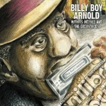 Billy Boy Arnold - With T.s. Mcphee And The Groundhogs cd musicale di Billy boy Arnold