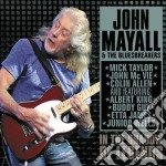 In the shadow of legends cd musicale di John & the b Mayall