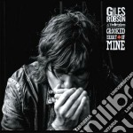 Giles Robson & The Dirty Aces - Crooked Heart Of Mine cd musicale di Giles & the Robson