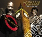 Two of the same kind cd musicale di Memphis slim & alexi