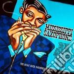 Mississippi saxophone cd musicale di Artisti Vari