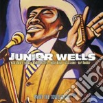 Paint the town blues cd musicale di Junior Wells