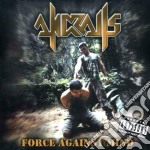 Andralls - Force Over Mind cd musicale di ANDRALLS