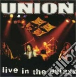 Union - Live At The Galaxy cd musicale di UNION